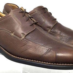 Johnston & Murphy Men's Oxfords Split Toe Shoes US